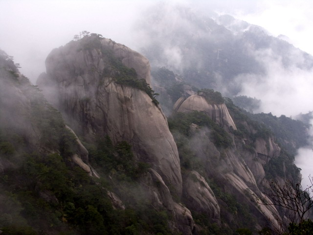 National Park Worldwide   Huangshan National Park  China