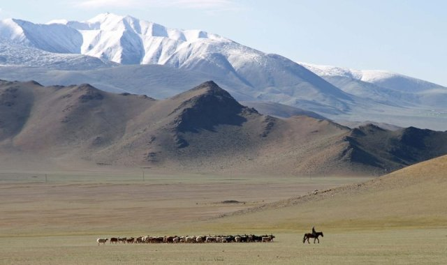 National Parks of Asia -  National Park - Mongolia - National Parks of Mongolia   National Parks of the wold