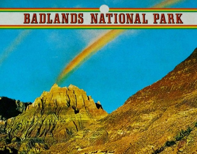 Badlands National Park  United States   National parks of the United States South  Dakota Postcard   National parks of the world bad lands   badlands  national park  American National Parks  South Dakota National Park   South Dakota Badlands    national parks service dinosaurs fossils black-footed ferret  endangered animals   Paleontology  prehistoric animals Oligocene epoch  Paleontologists saber-toothed cat  Oglala Lakota   Pine Ridge Indian Reservation badlands national park wildlife
